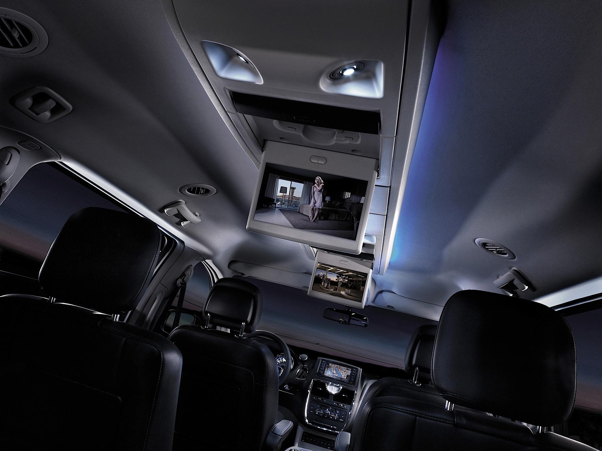Lancia Voyager 2011 2012 2013 2014 2015 2016 2017