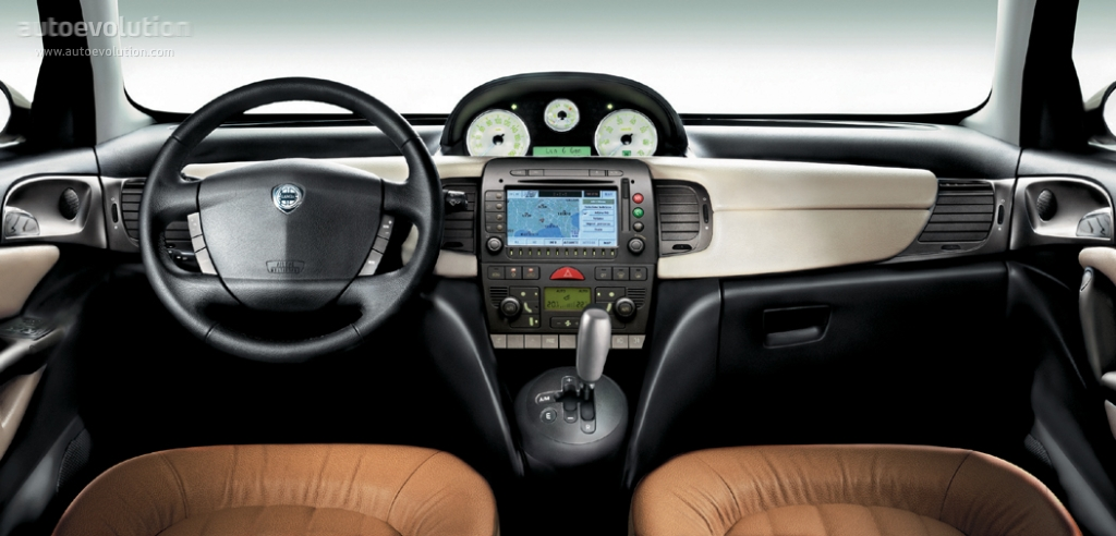 Lancia Ypsilon 2003 2004 2005 2006 Autoevolution