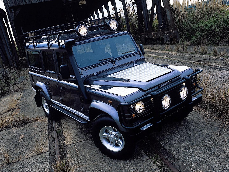 Range Rover Evoque >> LAND ROVER Defender 110 specs & photos - 1991, 1992, 1993 ...