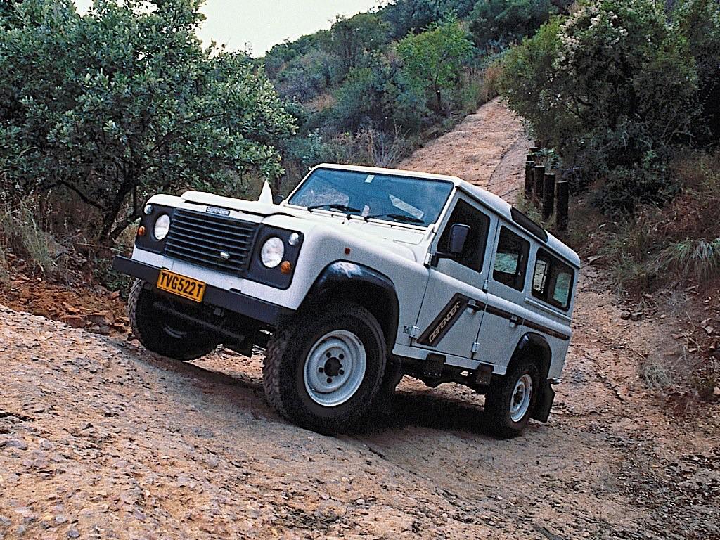 land rover defender 110 specs photos 1991 1992 1993. Black Bedroom Furniture Sets. Home Design Ideas