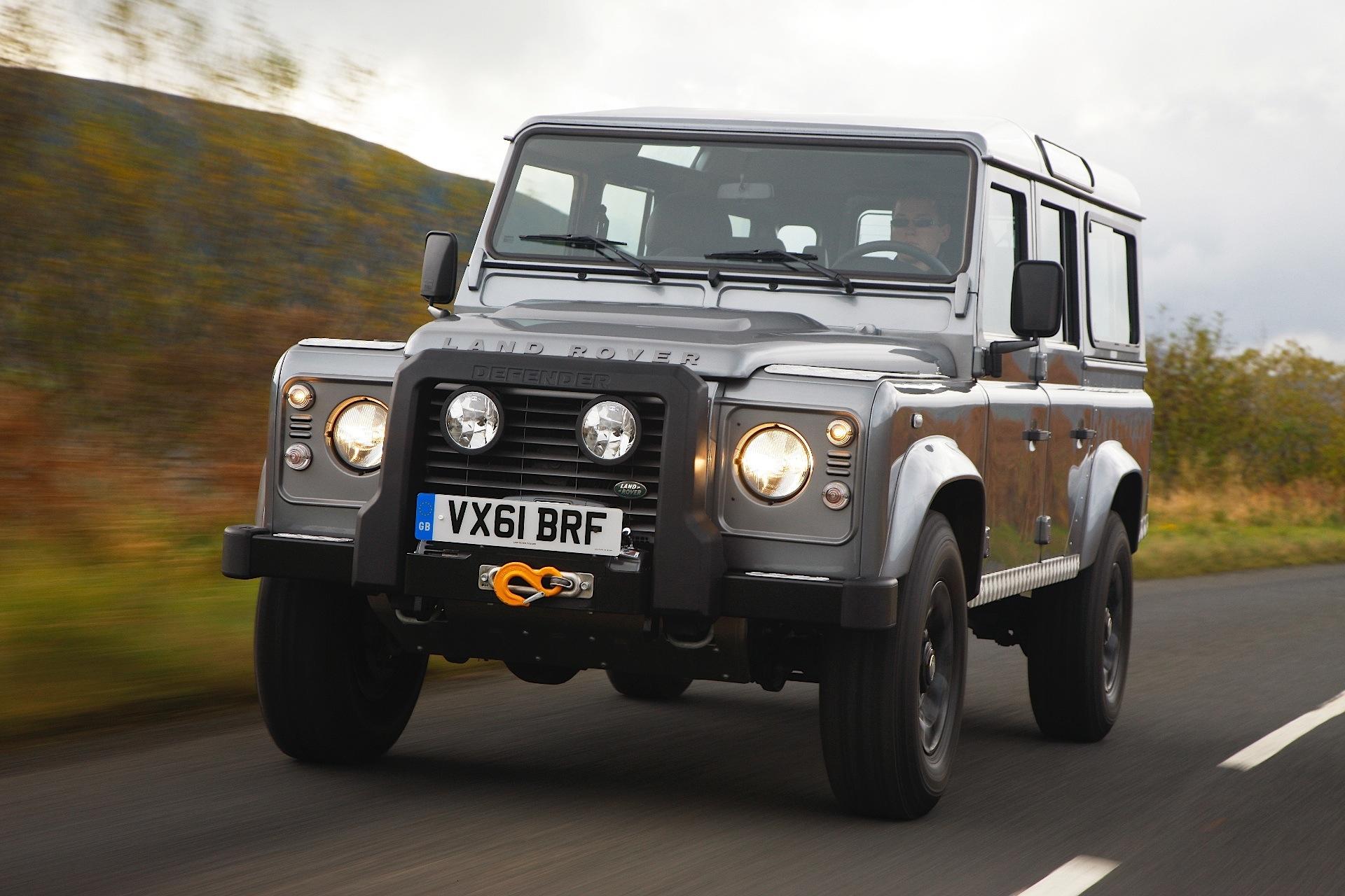 Land Rover Defender 110 2012 2013 2014 2015 2016