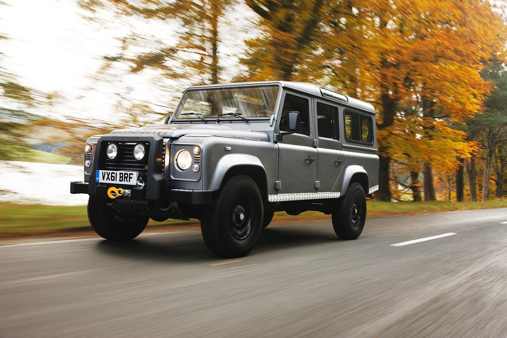 Land rover defender 110 specs 2012 2013 2014 2015 2016 autoevolution