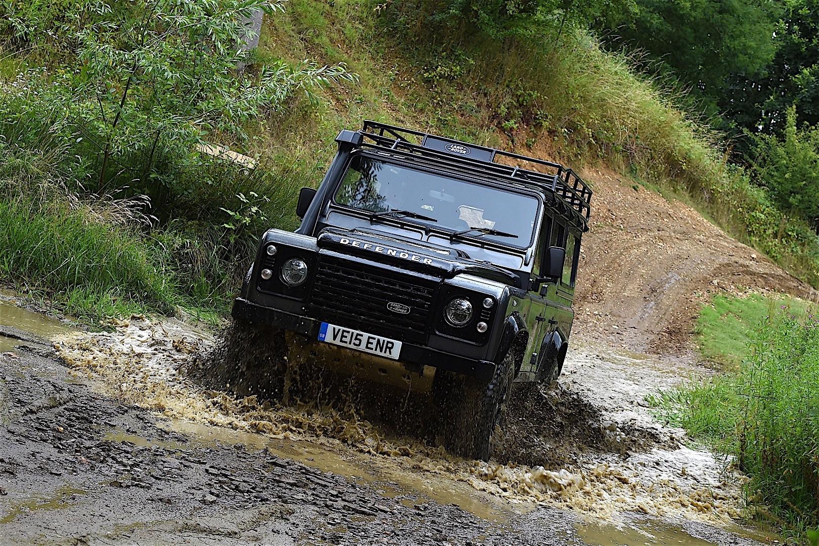 Land Rover Defender 110 Specs Amp Photos 2012 2013 2014