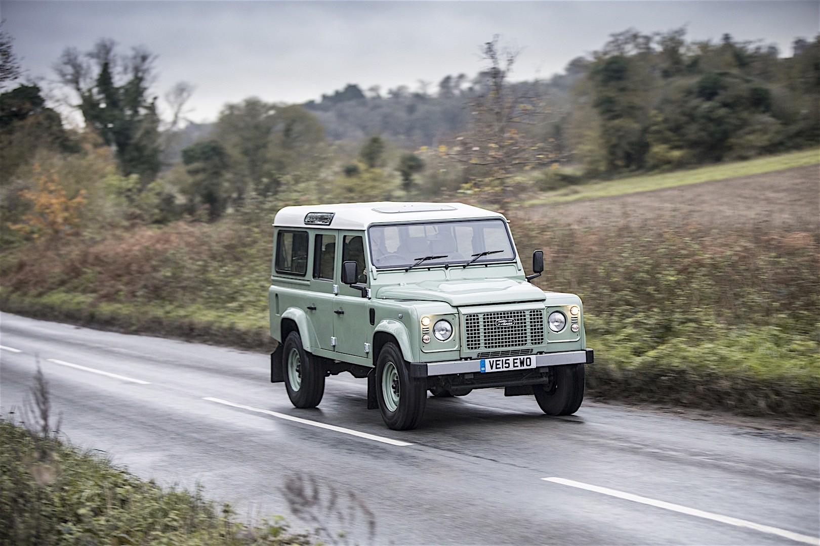 Land Rover Defender 110 Specs 2012 2013 2014 2015