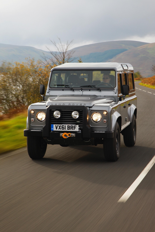 Land Rover Defender 110 Specs Photos 2012 2013 2014 2015