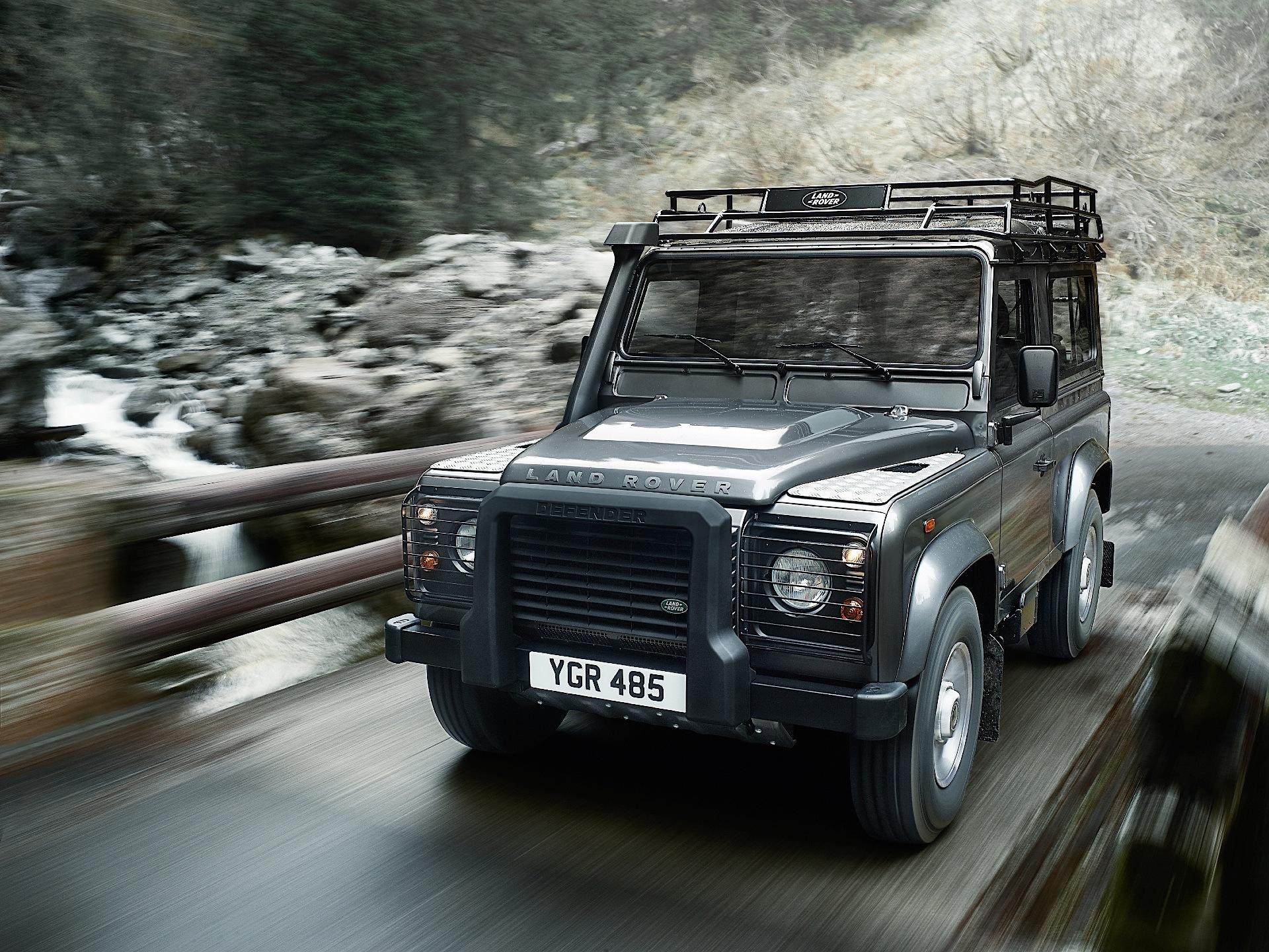 Land Rover Defender 2014 >> LAND ROVER Defender 90 - 2012, 2013, 2014, 2015, 2016 - autoevolution