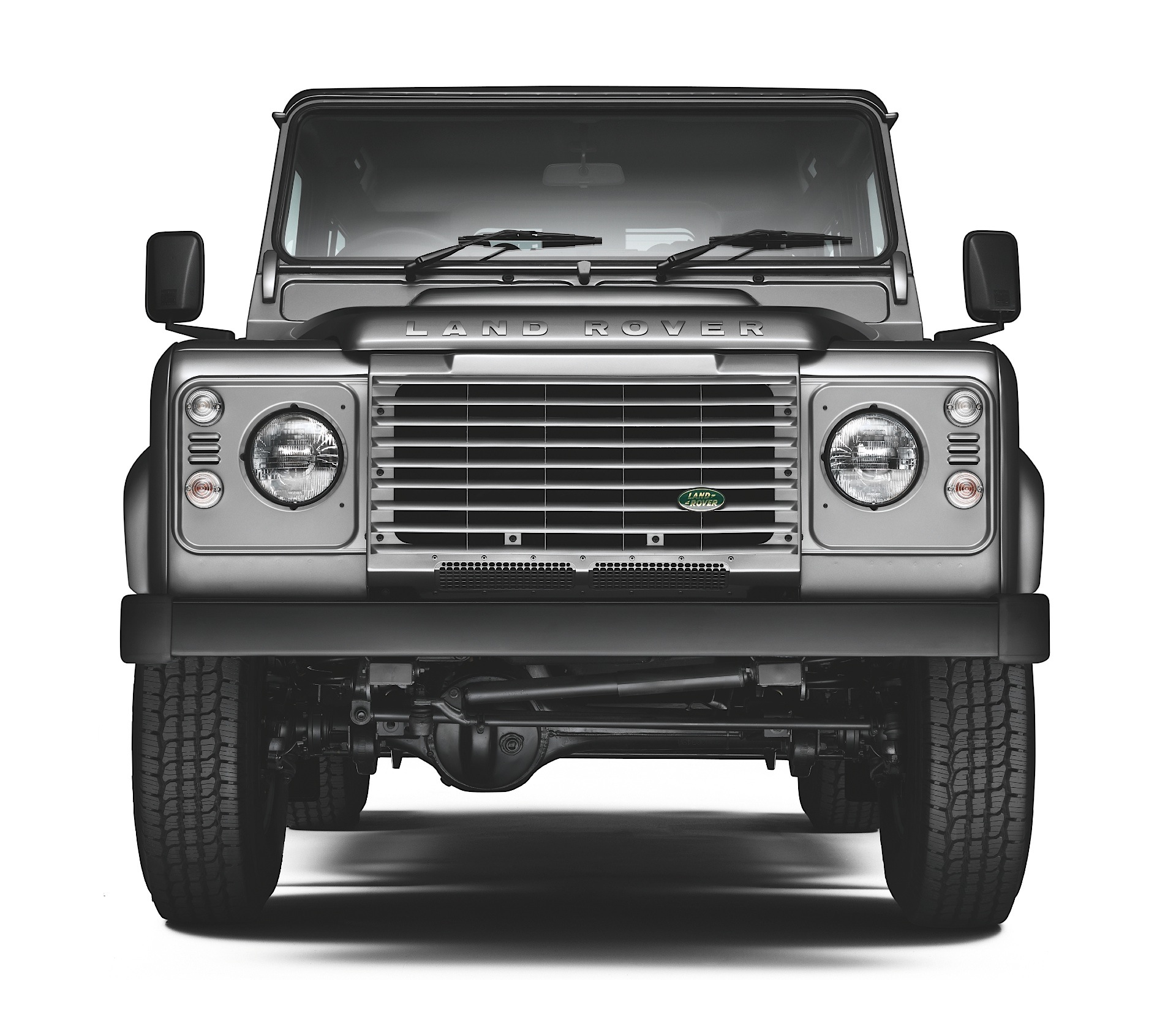 LAND ROVER Defender 90 Specs & Photos