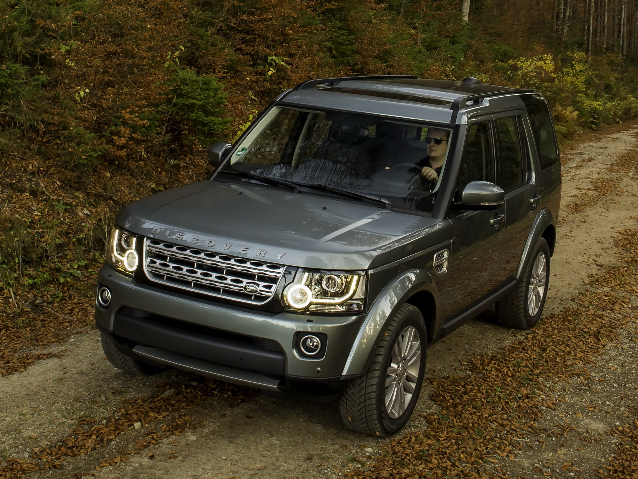Land Rover Discovery Lr4 2013 2014 2015 2016