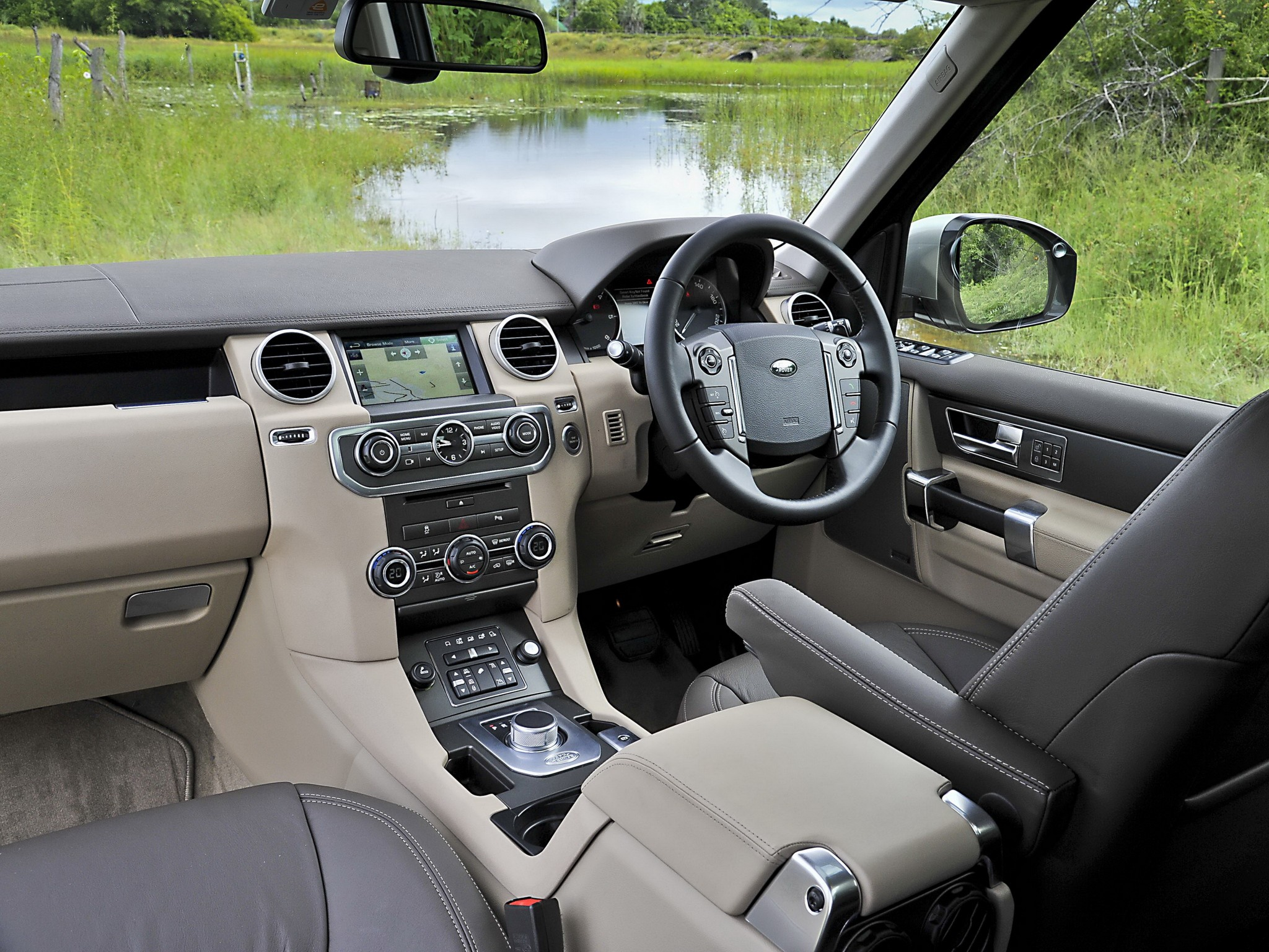 Land Rover Discovery 4 Interior Dimensions | www ...