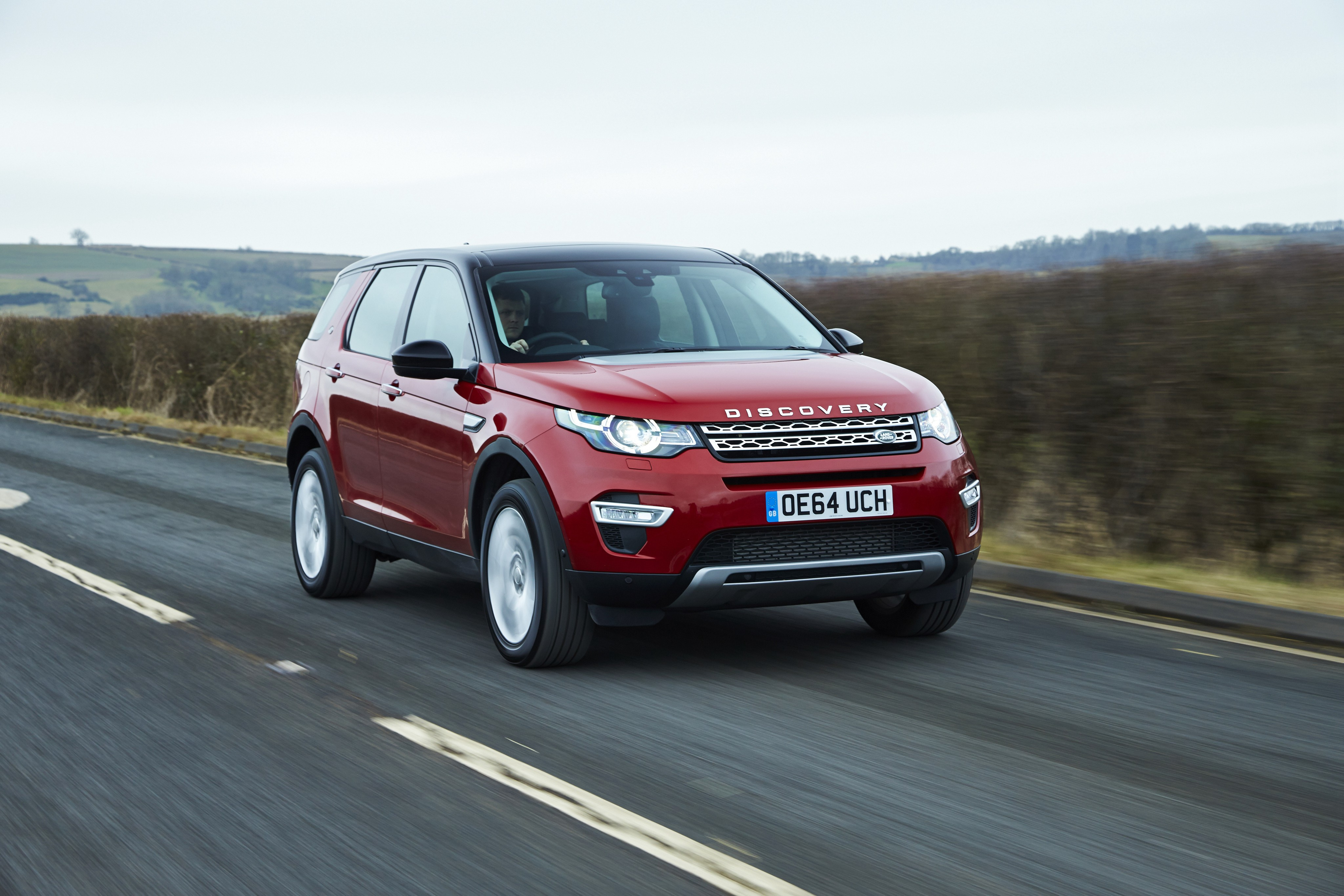 land rover discovery sport specs 2014 2015 2016 2017. Black Bedroom Furniture Sets. Home Design Ideas