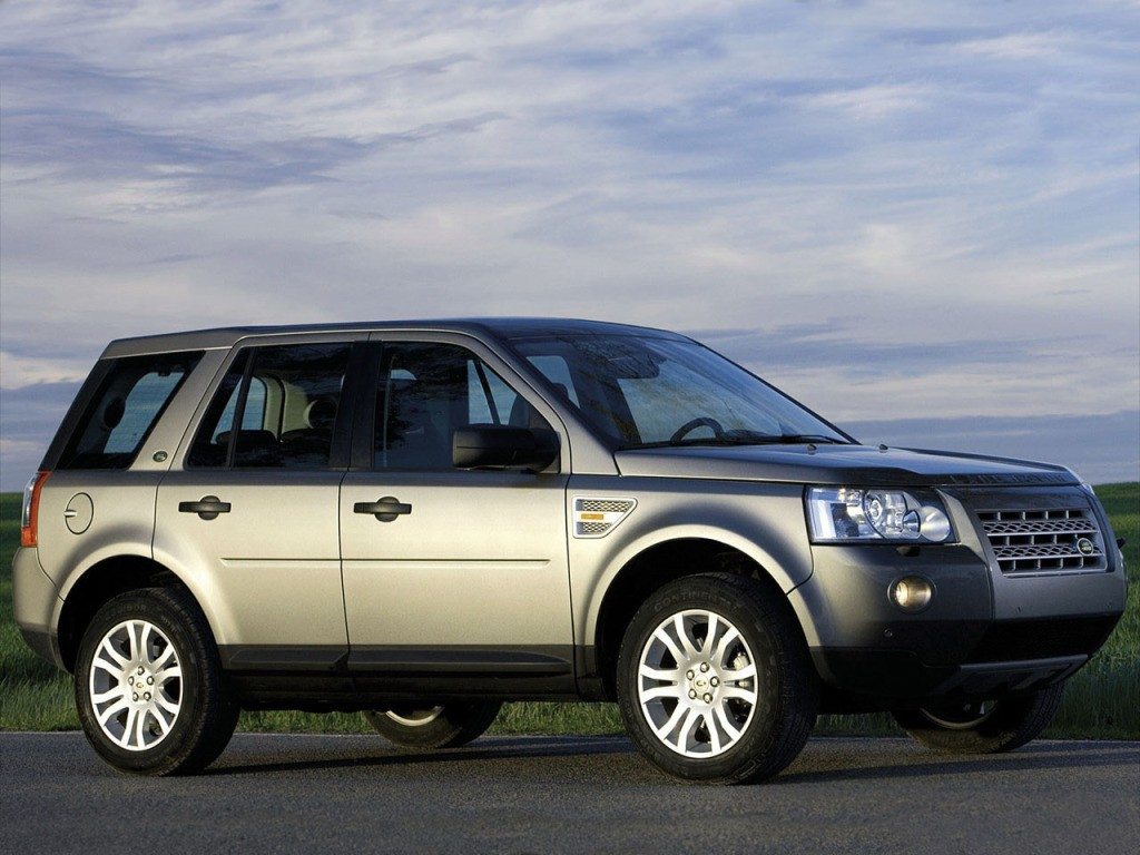 land rover freelander lr2 specs photos 2006 2007. Black Bedroom Furniture Sets. Home Design Ideas