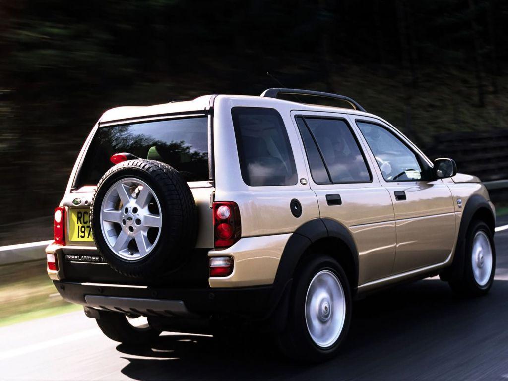 Kekurangan Toyota Freelander Review