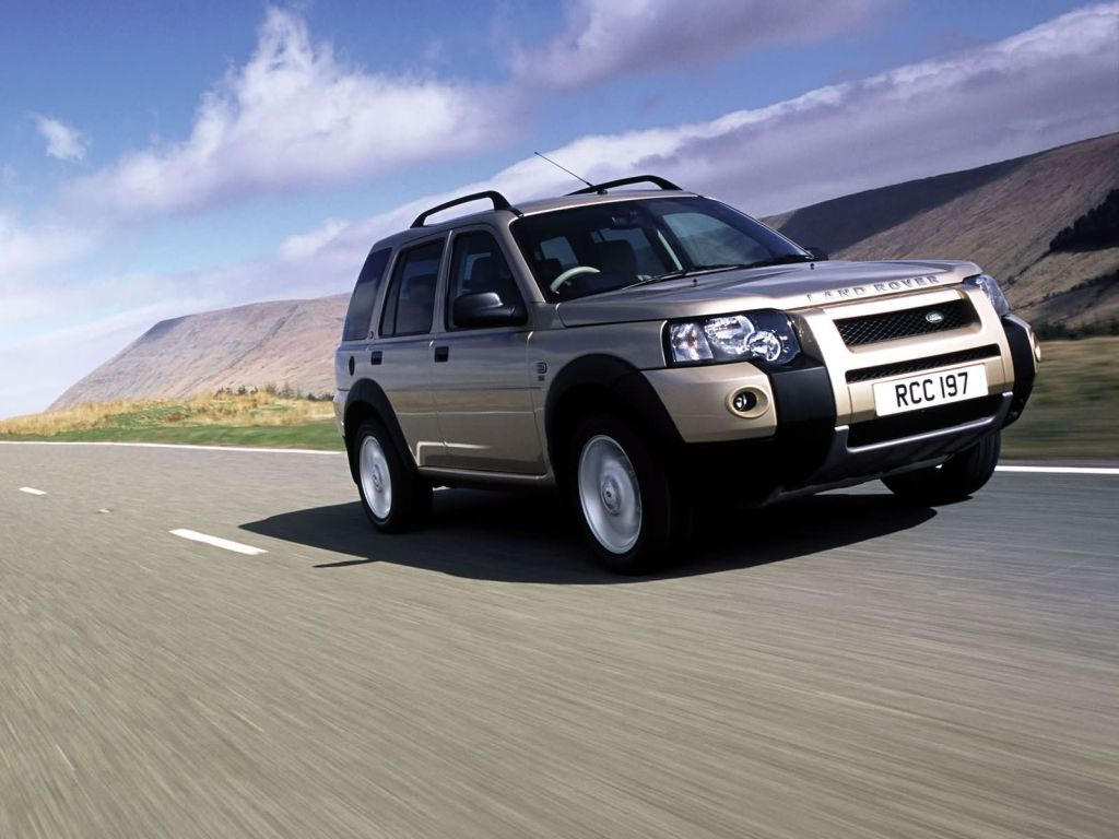 land rover freelander specs photos 2003 2004 2005 2006 2007 autoevolution. Black Bedroom Furniture Sets. Home Design Ideas