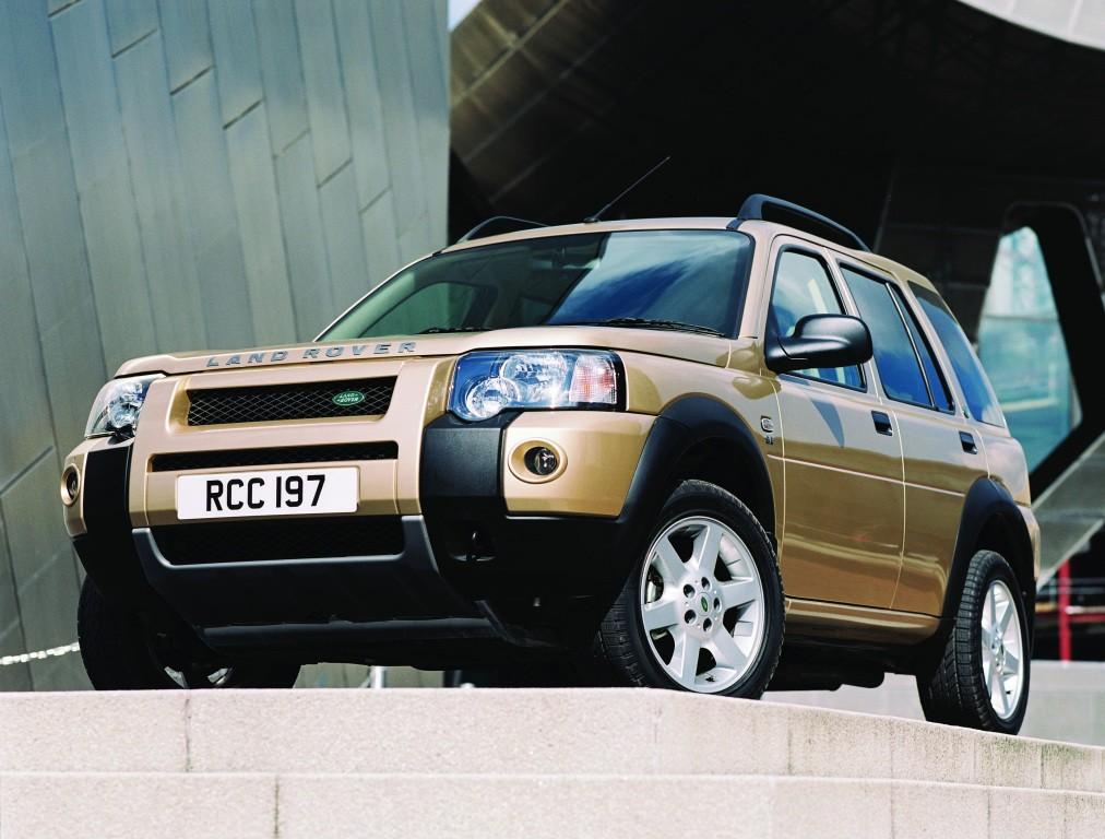 Land Rover Freelander Specs Photos 2003 2004 2005 2006 2007 Autoevolution