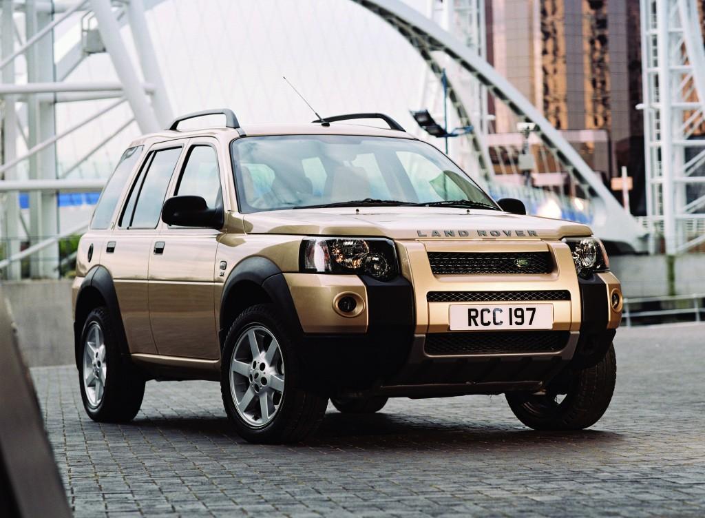 Land Rover Defender 110 >> LAND ROVER Freelander specs & photos - 2003, 2004, 2005, 2006, 2007 - autoevolution