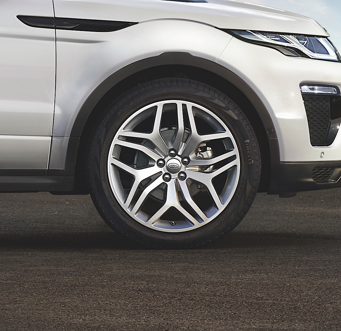 Land Rover Range Rover Evoque 3 Door Specs Photos 2015 2016