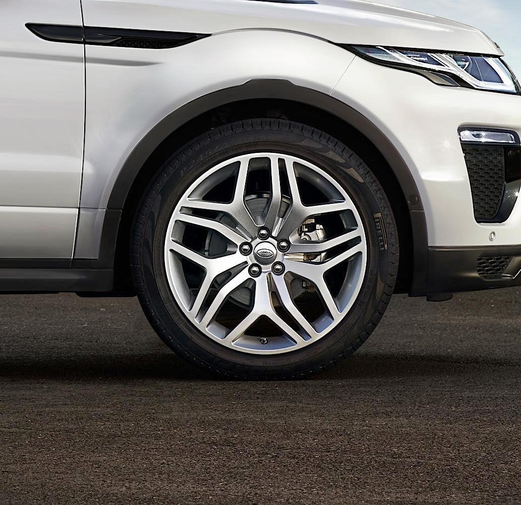 LAND ROVER Range Rover Evoque 5 Door Specs
