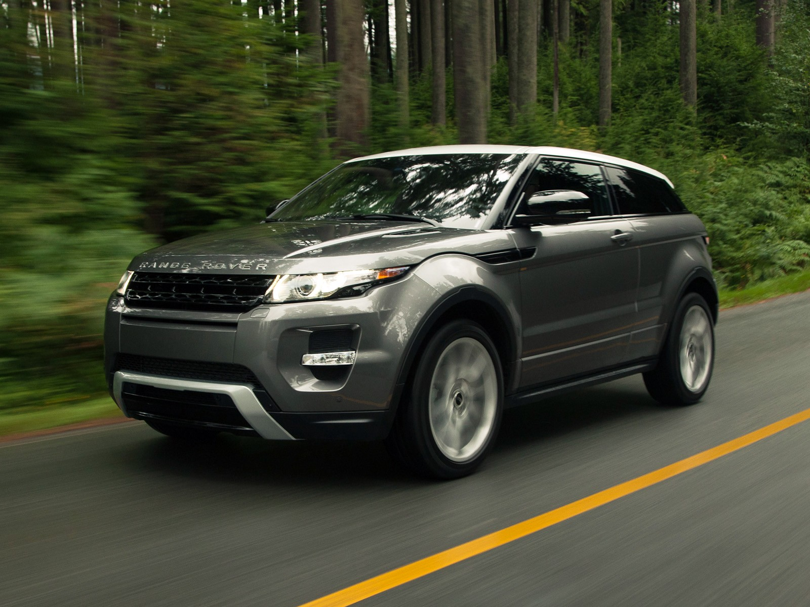 dimension garage land rover evoque coupe. Black Bedroom Furniture Sets. Home Design Ideas