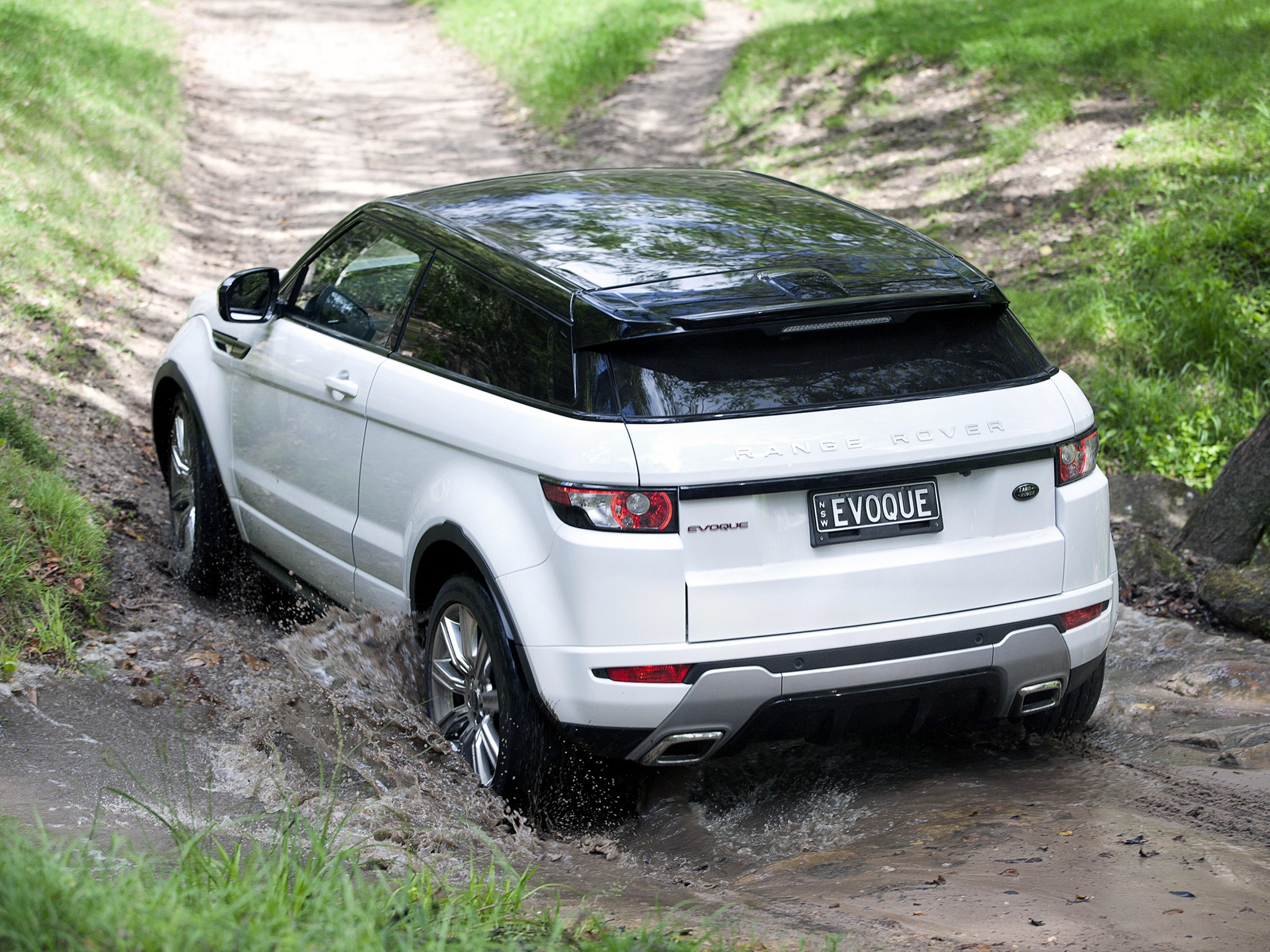 land rover range rover evoque coupe specs 2011 2012. Black Bedroom Furniture Sets. Home Design Ideas