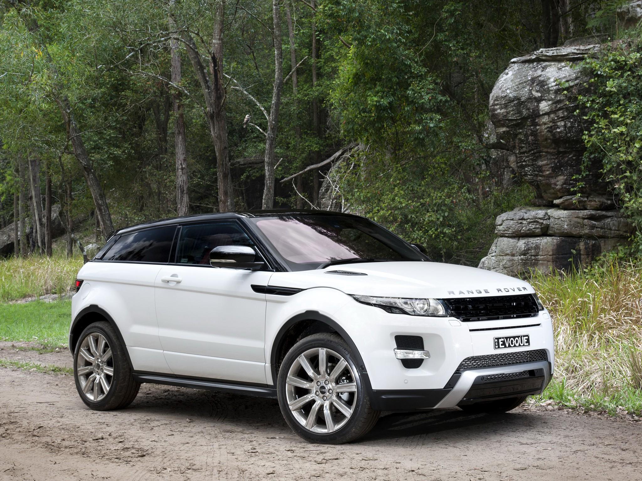 land rover range rover evoque coupe specs 2011 2012 2013 2014 2015 autoevolution. Black Bedroom Furniture Sets. Home Design Ideas