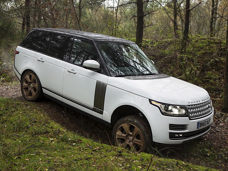 Land Rover Range Rover Hybrid Specs Amp Photos 2013 2014