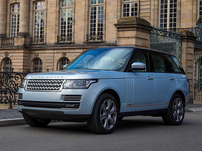 Land Rover Range Hybrid 2017