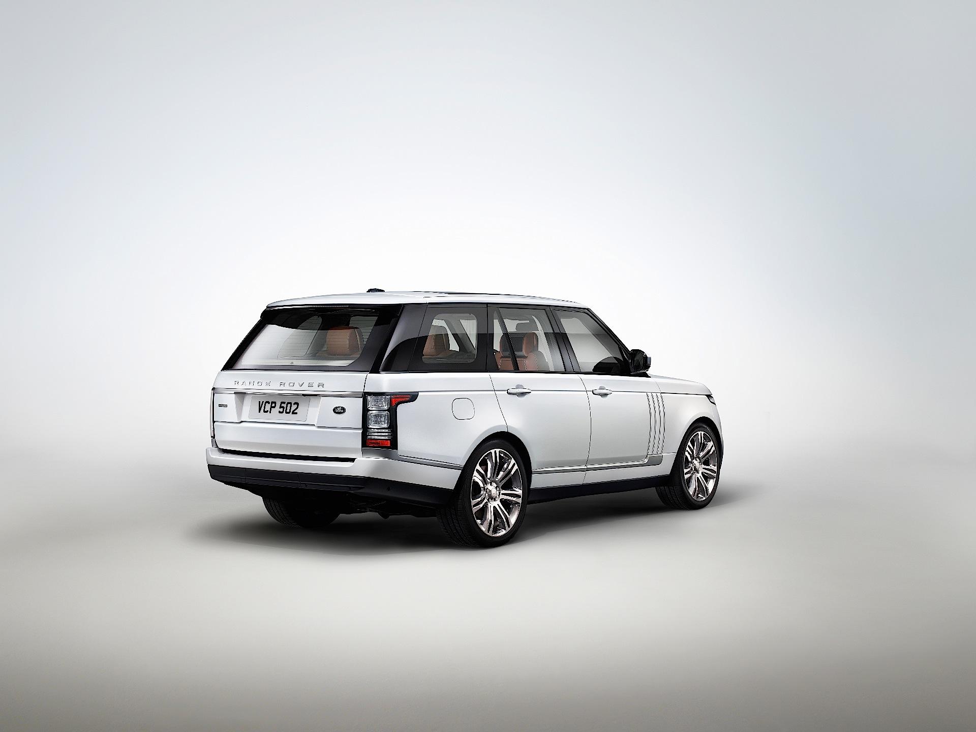 Land Rover Range Rover L Specs Amp Photos 2014 2015 2016