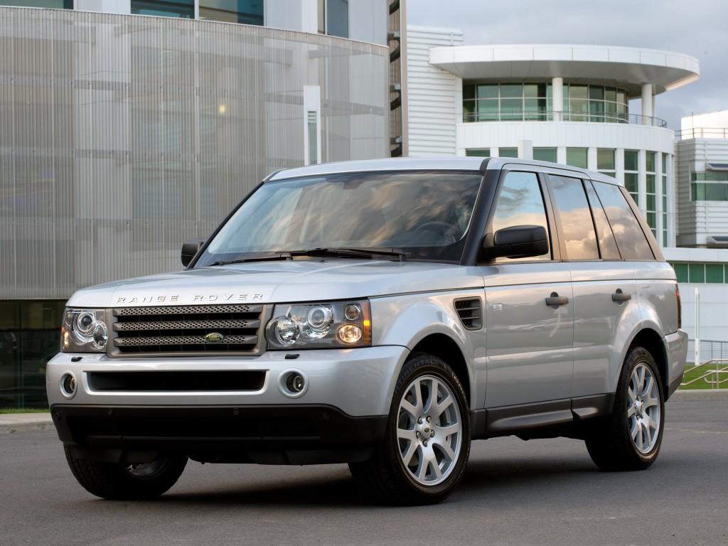 Land Rover Range Rover Sport Specs Amp Photos 2005 2006