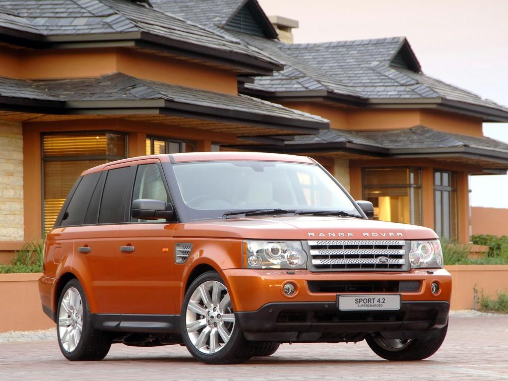 LAND ROVER Range Rover Sport specs & photos - 2005, 2006 ...