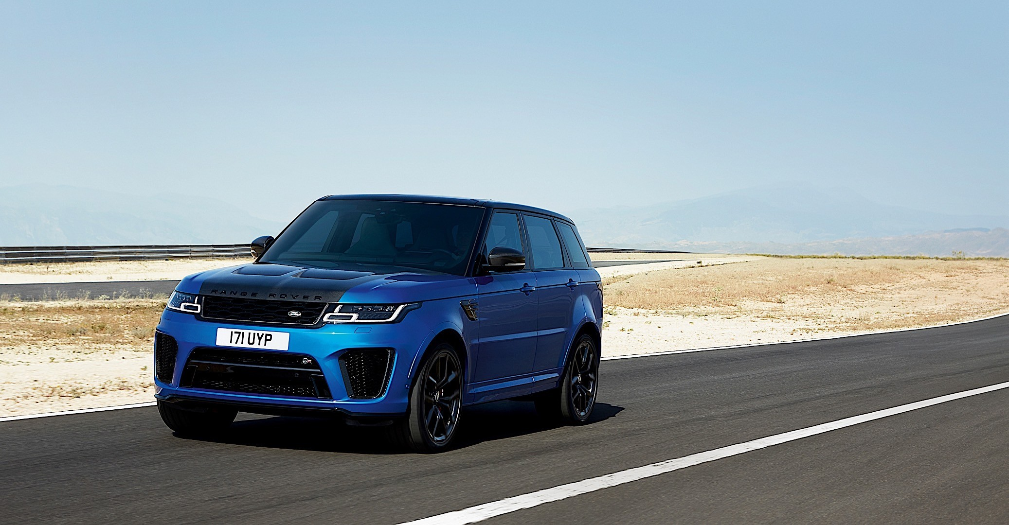 land rover range rover sport svr specs 2017 2018. Black Bedroom Furniture Sets. Home Design Ideas