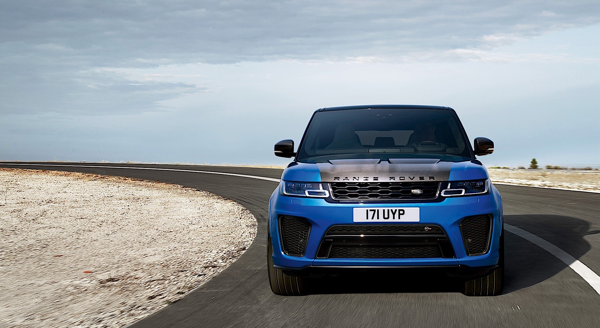 land rover range rover sport svr specs 2017 2018 autoevolution. Black Bedroom Furniture Sets. Home Design Ideas