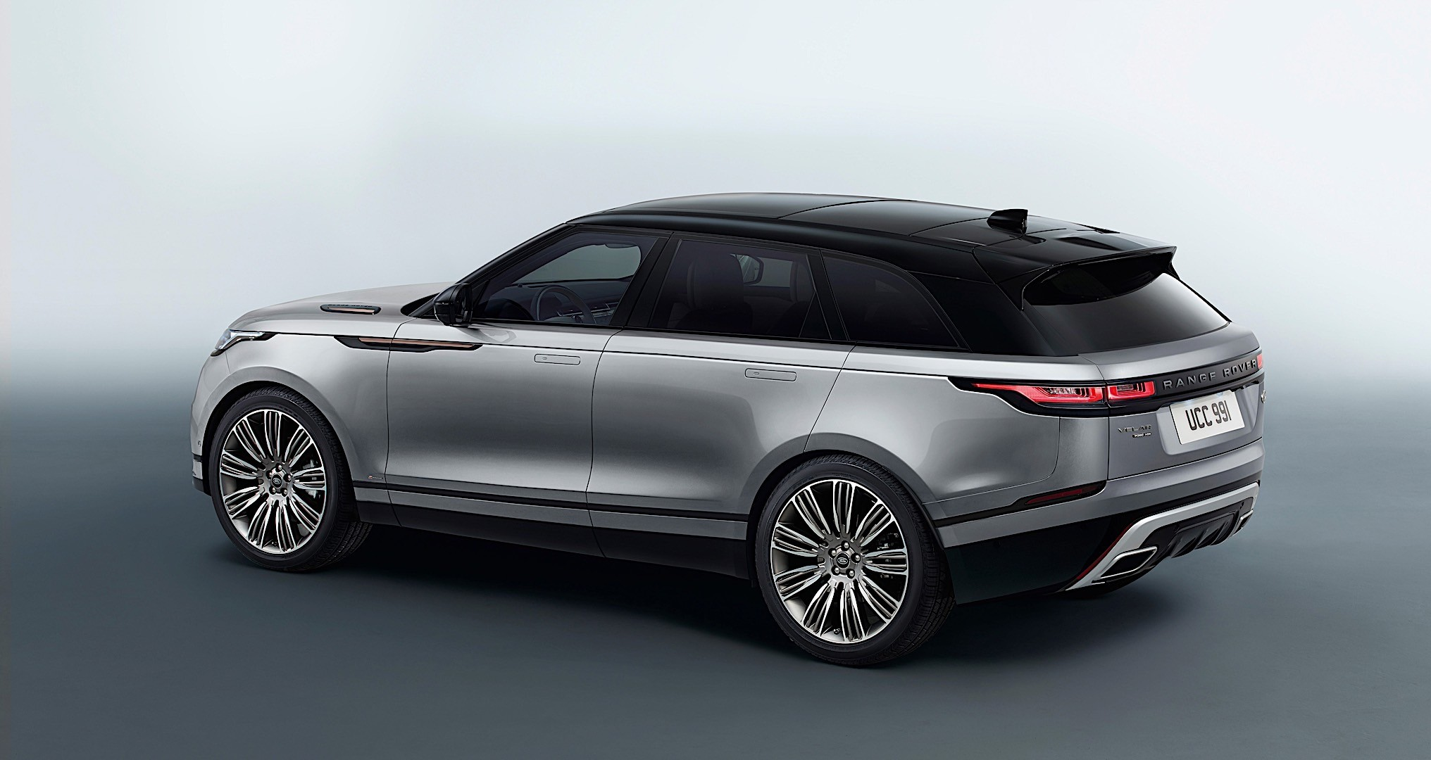 land rover range rover velar specs 2017 2018 autoevolution. Black Bedroom Furniture Sets. Home Design Ideas