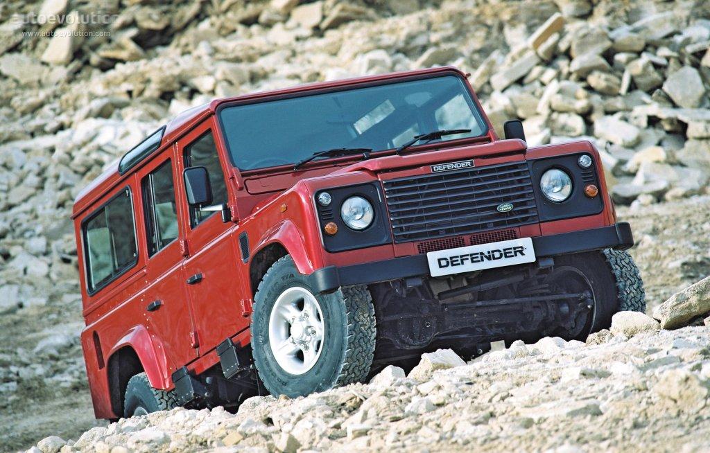 Landroverdefender on 2006 Range Rover Sport Engine