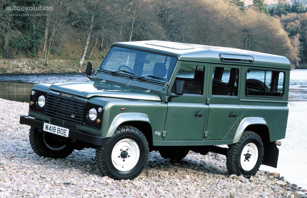 Land Rover Defender 110 1991 1992 1993 1994 1995 1996 1997 1998 1999 2000 2001 2002