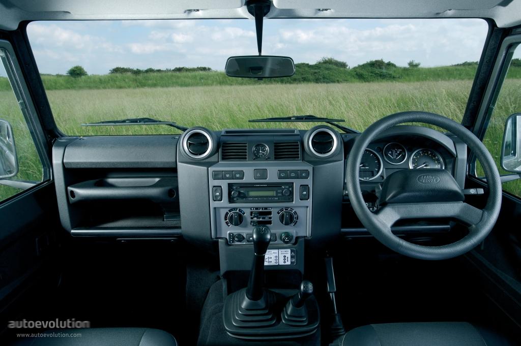 Land Rover Defender 110 Specs 2007 2008 2009 2010 2011 2012 Autoevolution