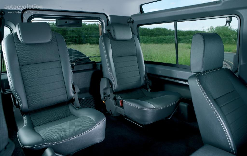 Land Rover Defender 110 2007 2008 2009 2010 2011
