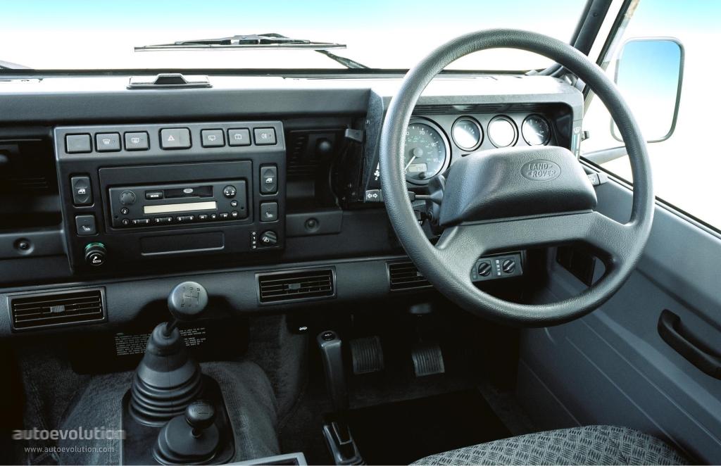 Land Rover Defender 90 1991 1992 1993 1994 1995