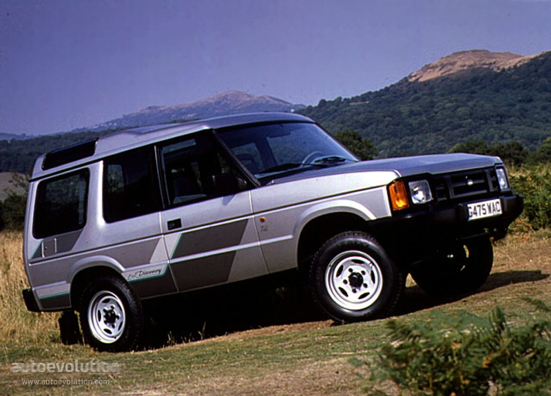 LAND ROVER Discovery 3 Doors (1990 - 1994) ... & LAND ROVER Discovery 3 Doors specs - 1990 1991 1992 1993 1994 ...