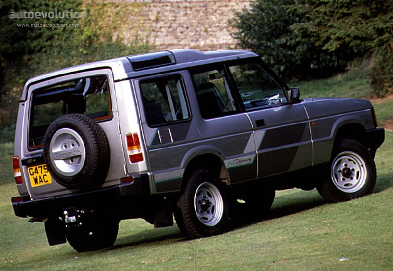 land rover discovery 3 doors specs photos 1990 1991. Black Bedroom Furniture Sets. Home Design Ideas