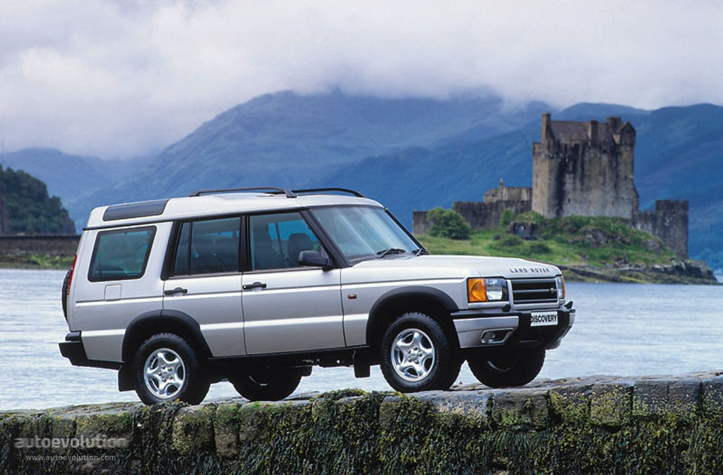 Discovery Sport 2019 >> LAND ROVER Discovery specs & photos - 1999, 2000, 2001, 2002 - autoevolution