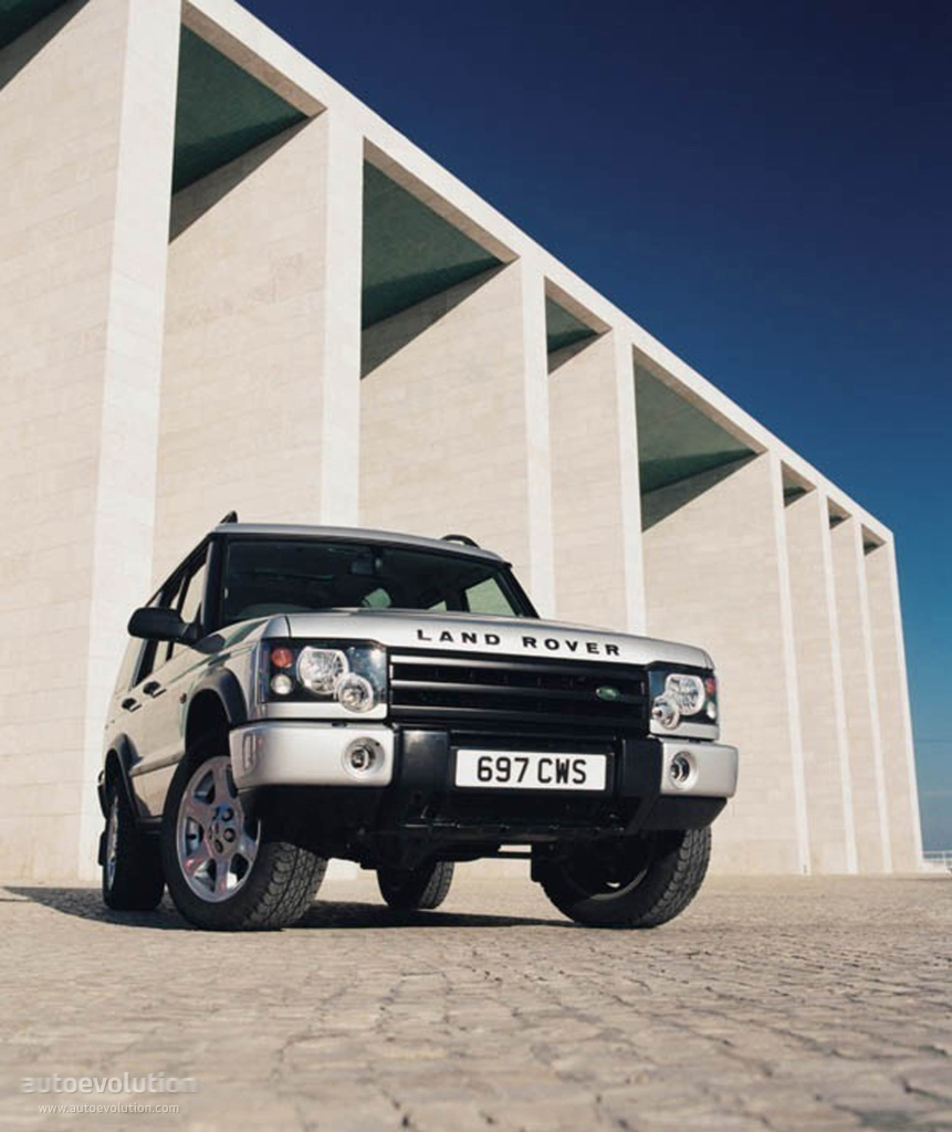 Used Land Rover Discovery 4 Suv For Sale: LAND ROVER Discovery Specs & Photos