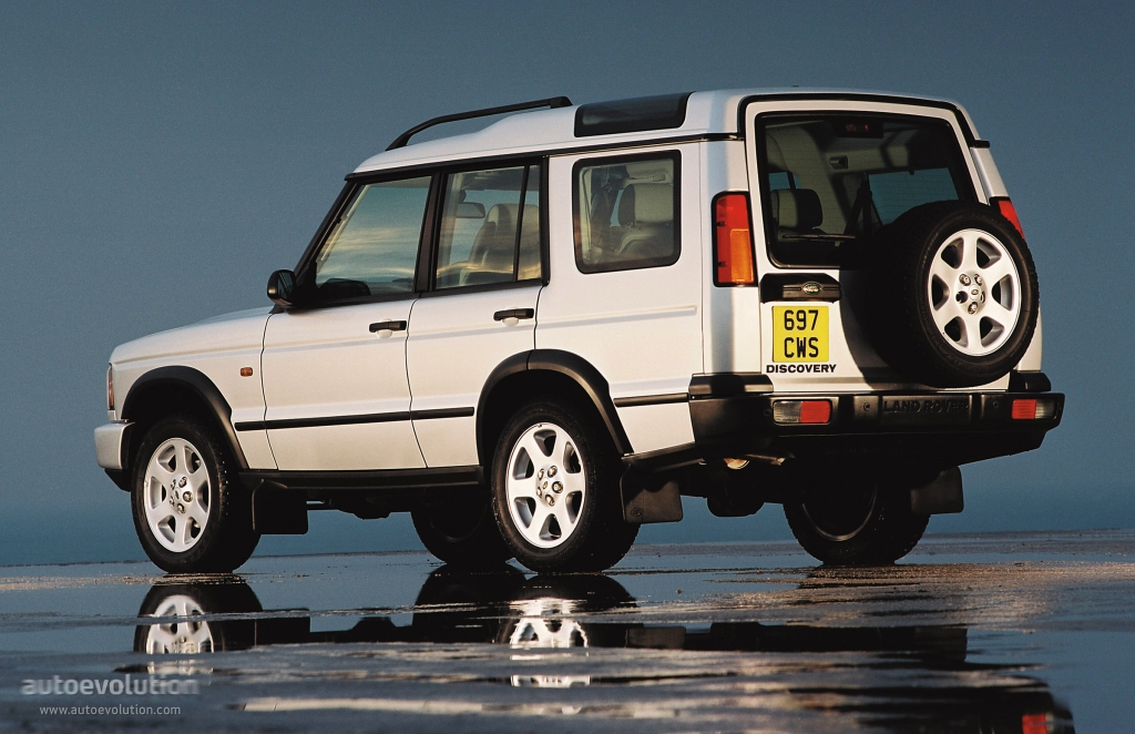 Land Rover Discovery 2002 2003 2004 Autoevolution