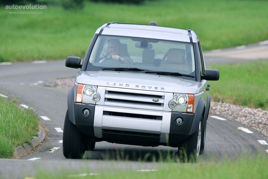 Land Rover Discovery Lr3 Specs 2004 2005 2006 2007 2008