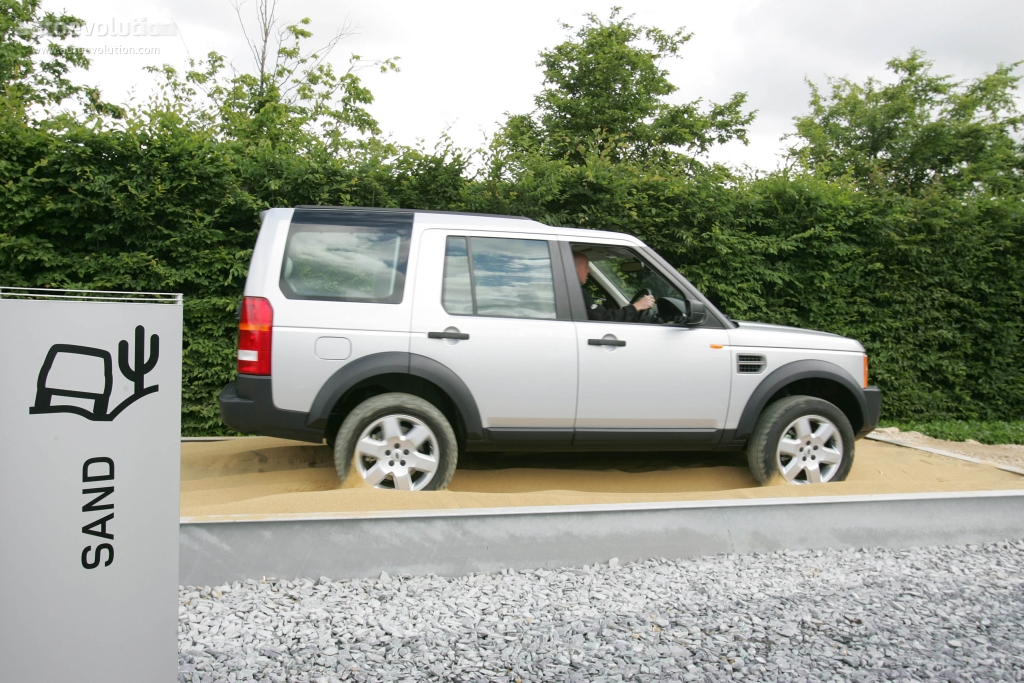 Land Rover Discovery Lr3 2004 2009