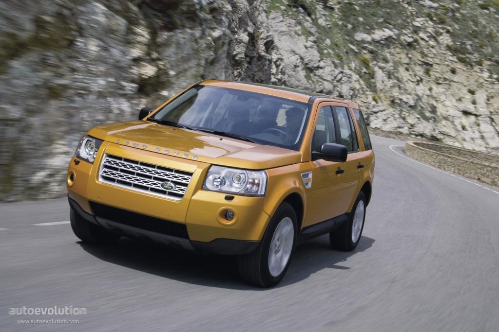 Land Rover Freelander Lr2 Specs Photos 2006 2007 2008 2009
