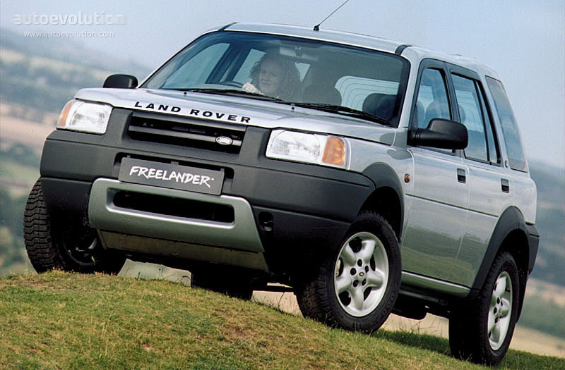Land Rover Freelander Specs Amp Photos 1998 1999 2000