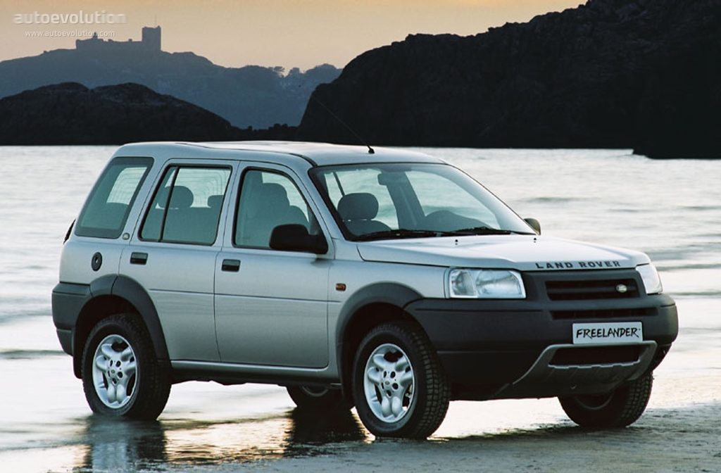 land rover freelander specs photos 2000 2001 2002 2003 autoevolution. Black Bedroom Furniture Sets. Home Design Ideas