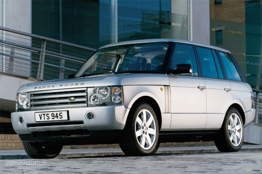 land rover range rover specs 2002 2003 2004 2005 autoevolution. Black Bedroom Furniture Sets. Home Design Ideas