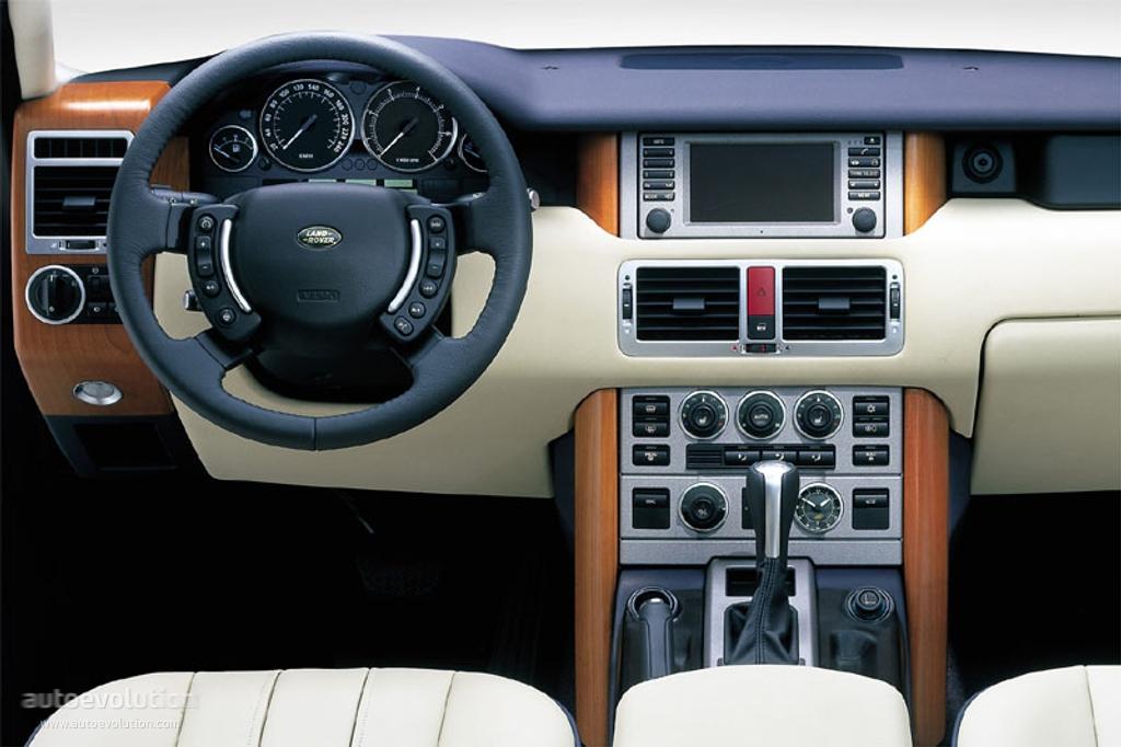 Landroverrangerover on 2003 Range Rover Engine