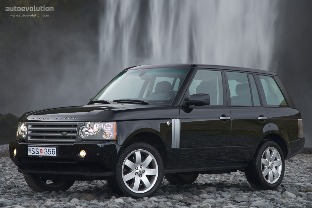 Land Rover Range Rover Specs Amp Photos 2005 2006 2007